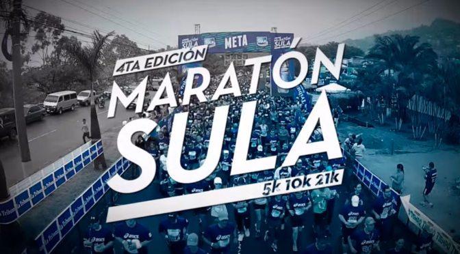 Vídeo Maratón Sula 2015 el evento deportivo más esperado