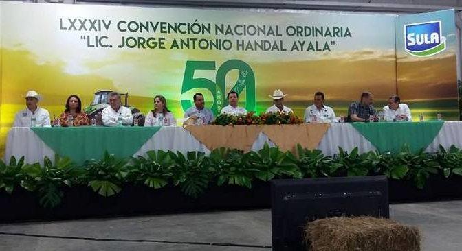 El evento se llevo a cabo en San Pedro Sula