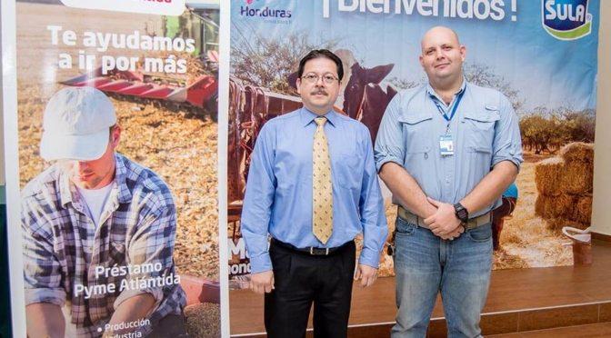 Lacthosa y Banco Atlántida inician mesas informativas para ganaderos interesados en acceder a los Fondos Firsa