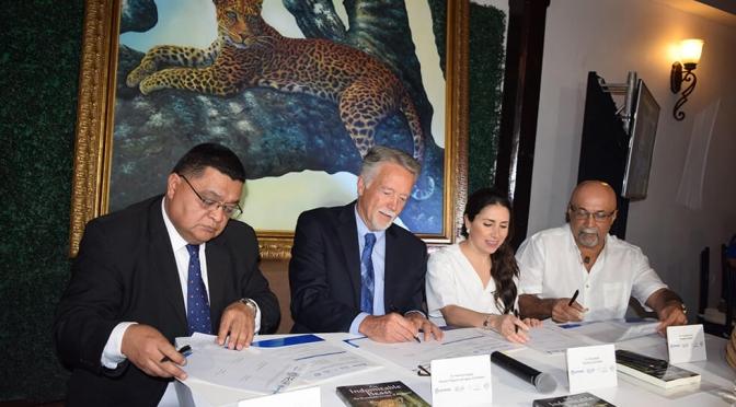 Lacthosa une esfuerzos para la protección del jaguar en Honduras