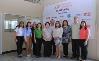 Banco de Alimentos de Honduras apertura  nueva sede en San Pedro Sula
