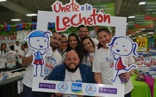 Lechetón Honduras 2015